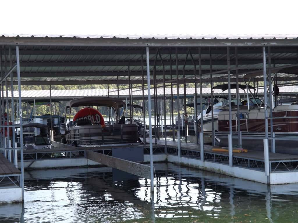 Fout Boat Dock